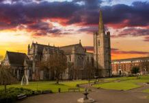 katedrála v Dublin-e