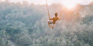 Ubud Bali a džungľa