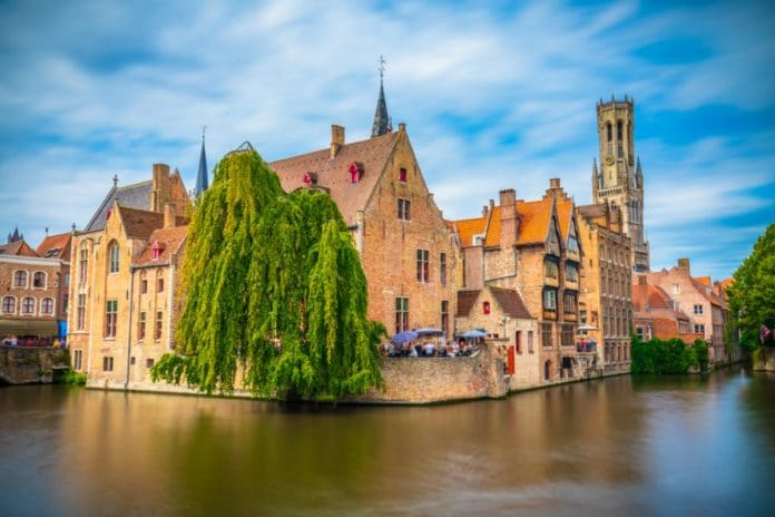 bruggy belgicko