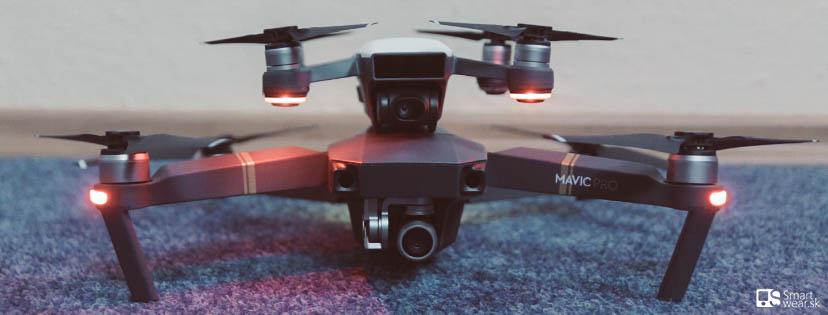 drony mavic dji mavic pro a spart porovnanie
