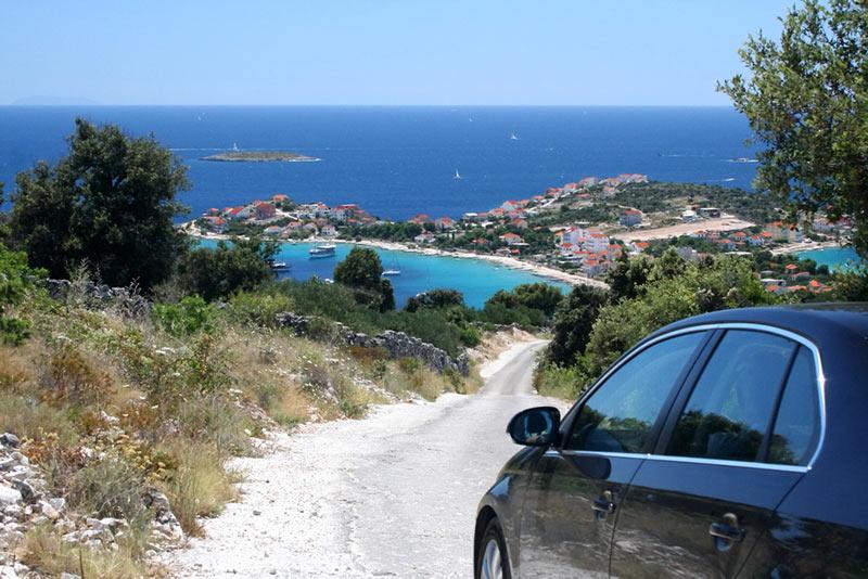 Dovolenka v Chorvátsku na aute