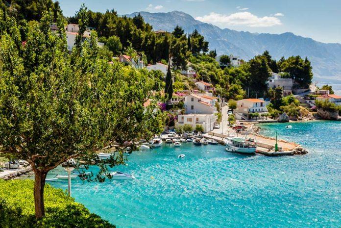 chorvatsko split dovolenka