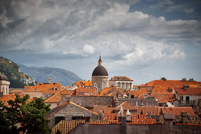 Dubrovník v Chorvátsku