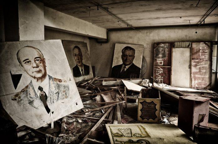 Pripyat černobyl ukrajina