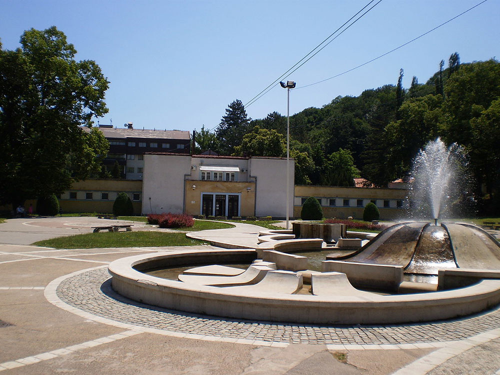 Niška Banja kúpele (zdroj: Wikipedia)