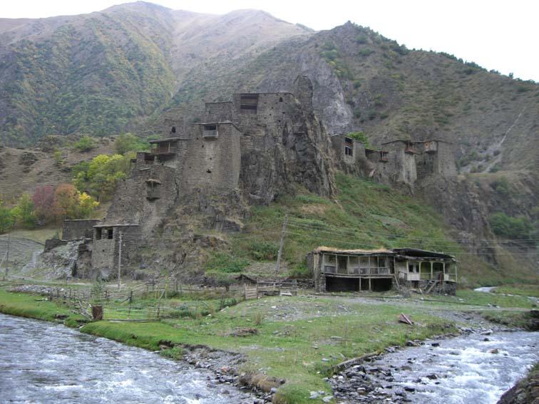 dedinka, hory