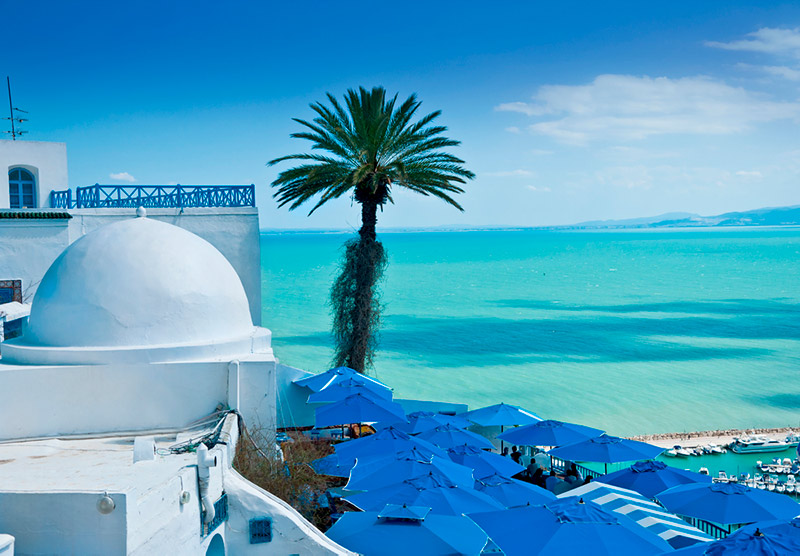 tunisko dovolenka