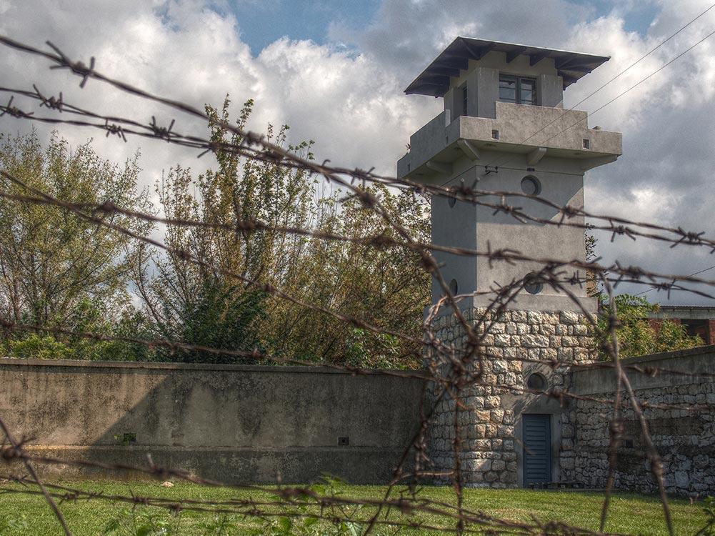 koncentrák v niši v srbsku