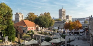 Srbské mesto niš dostupné s letenkami z Bratislavy