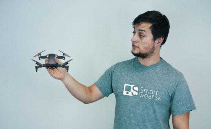 dron mavic air smartwear rozhovor recenzie