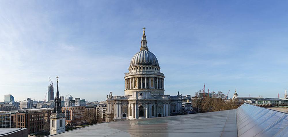 one new change výhľad londýn