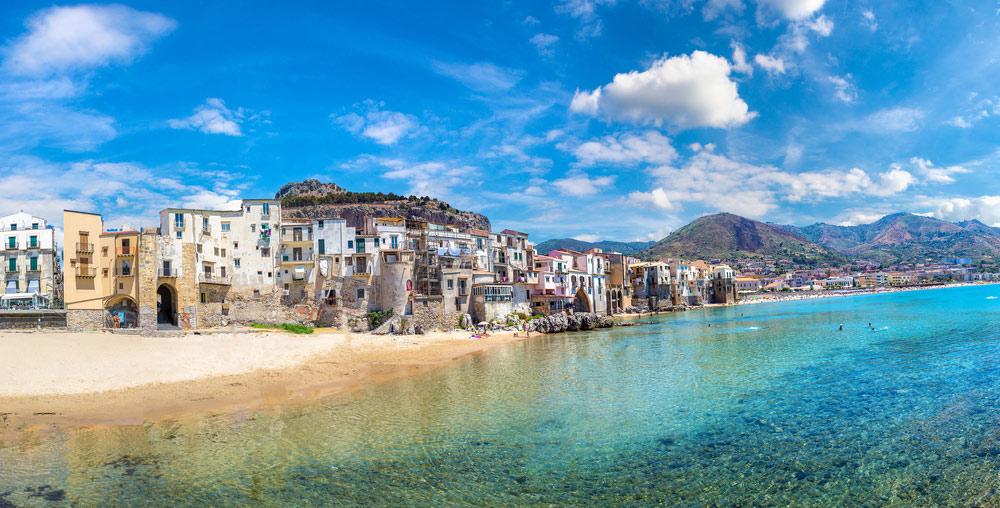 Cefalu an Sicilii