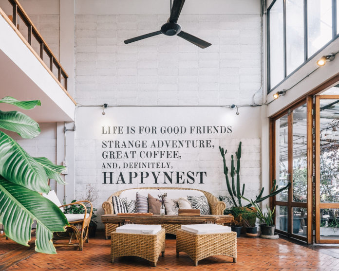 happynest inspiration hostel