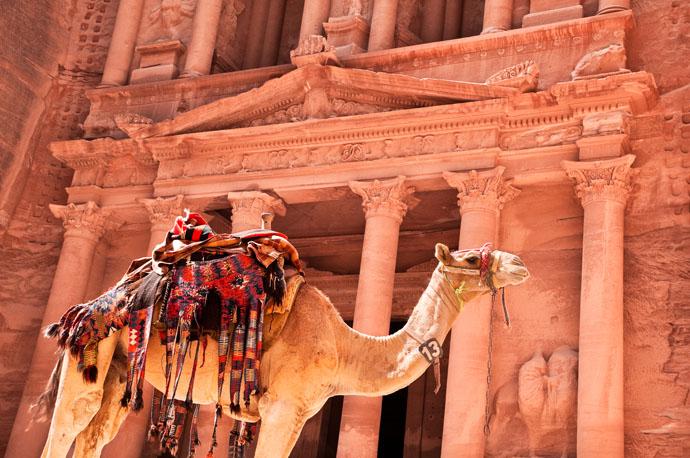 Petra, Jordánsko