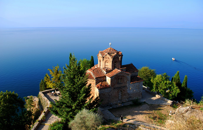 Ohrid, Macedónsko