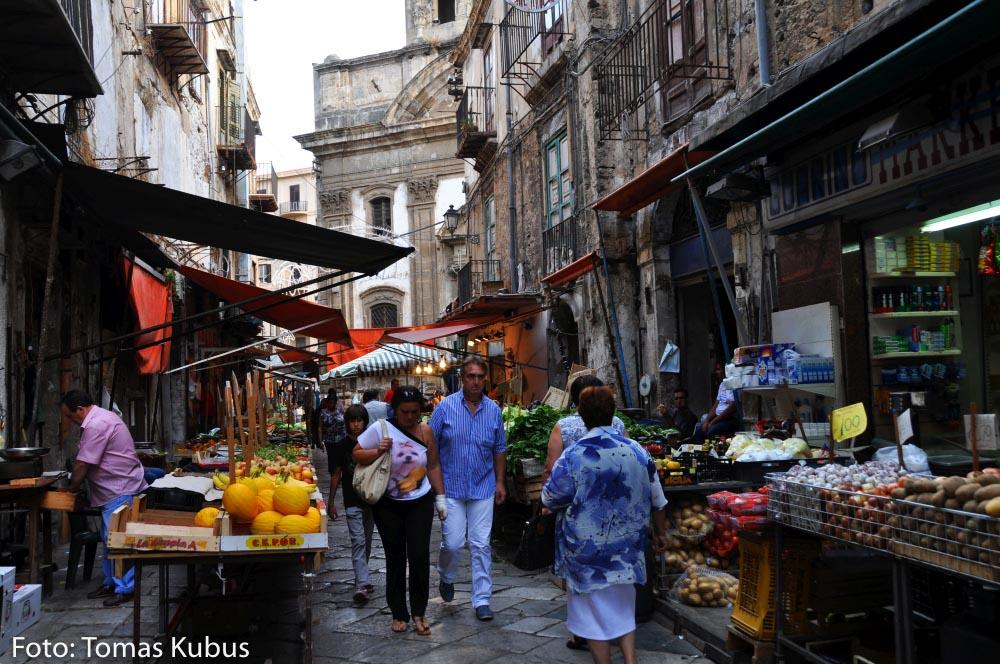 Palermo ulica