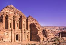 chrám Petra, Jordánsko
