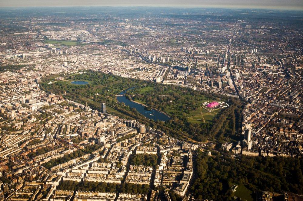 Hyde Park v Londýne