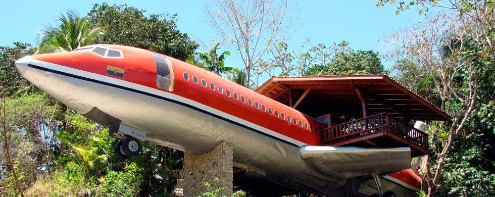 The Fuselage Home