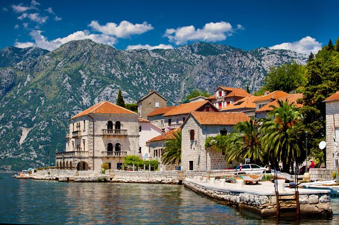 Čierna Hora, Perast