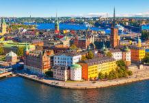 Letný Štokholm