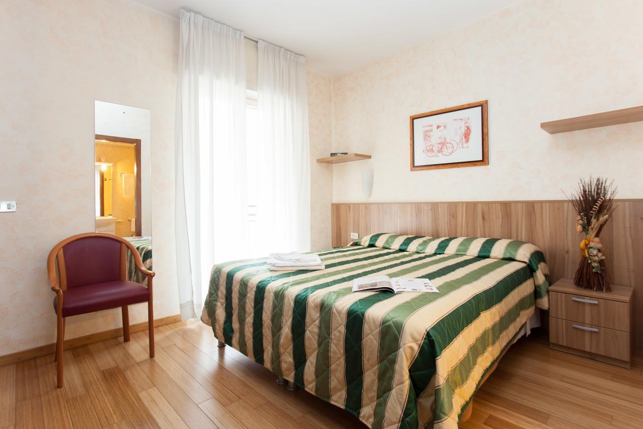 Hotel v Miláne