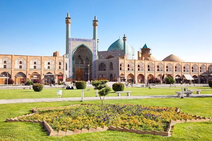 mešita Jame abbasi, Irán