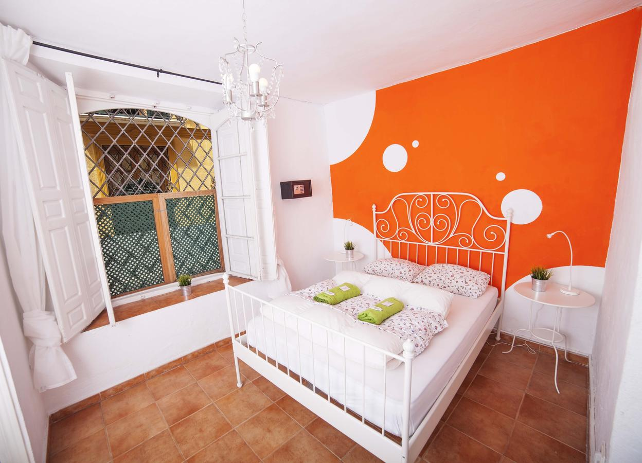 Ubytovanie v meste Malaga