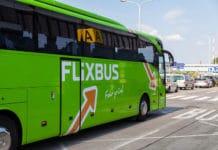 autobusová spoločnosť FlixBus