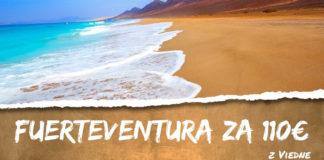 Fuerteventura z Viedne za 110€