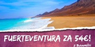 Fuerteventura za 54€