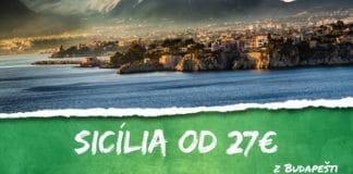letenky na Sicíliu od 27€