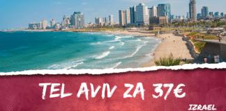 letenky do Tel Aviv-u