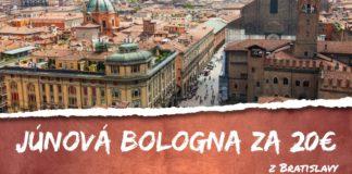 letenky z Bratislavy do Bologne za 20€