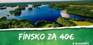 fínsko v septembri za 40€