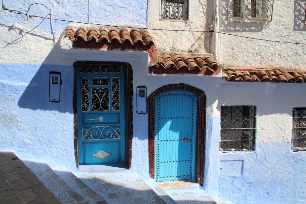 ulica, dvere