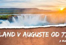 letenky z Katovíc na Island od 77€