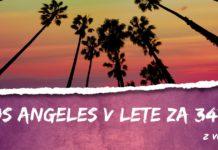 letenky z Viedne do Los Angeles za 347€