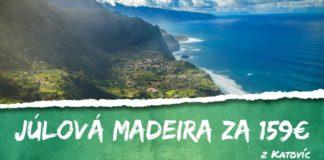 letenky z Katovíc na Madeiru