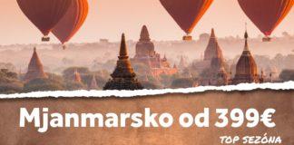 Mjanmarsko už od 399€