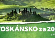 letenky z Viedne do Toskánska za 20€