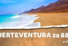 letenky z Viedne na ostrov Fuerteventura