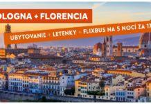 Bologna + Florencia