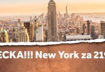 New York za 219€