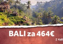 letenky z Varšavy na Bali