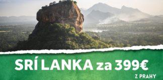 letenky z Prahy na Srí Lanku za 399€