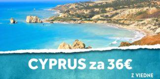 letenky z Viedne na Cyprus
