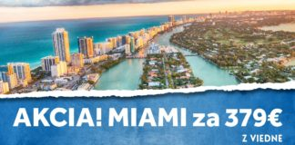 letenky z Viedne do Miami