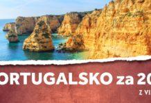 letenky do Portugalska za 20€