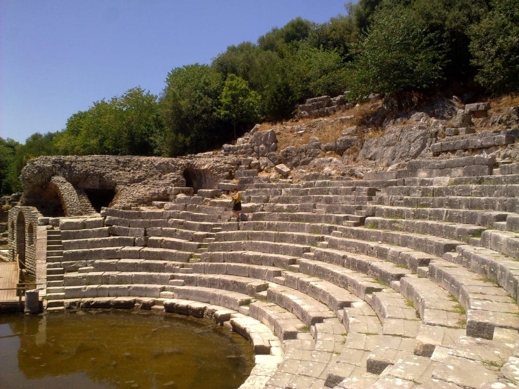 amfiteáter